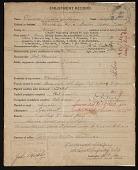 view Enlistment record for Theodore Milton Sullivan, World War I digital asset: Enlistment record for Theodore Milton Sullivan, World War I