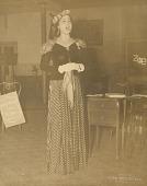 view Madame Lillian Evanti sings for her sorority, Zeta Phi Beta digital asset: Madame Lillian Evanti sings for her sorority, Zeta Phi Beta