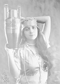 view Madame Lillian Evanti dress as Lakme carrying container digital asset number 1