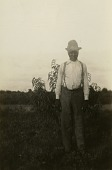 view James (Napoleon) Rogers [Gullah informant] digital asset: James Napoleon Rogers [Gullah informant] in Harris Neck, Ga