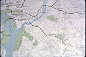 view Map of Metro Alignments digital asset: Map of Metro Alignments