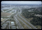view Aerial view of I-295 and St Elizabeths Hospital digital asset: Aerial view of I-295 and St Elizabeths Hospital