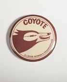 view COYOTE Pin digital asset number 1