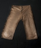 view Child's American Indian Costume Pants digital asset number 1
