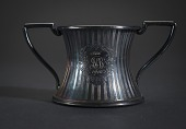 view Silver Two Handled Sugar Bowl digital asset number 1