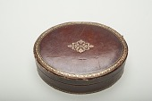view Brown Leather Jewelry Box digital asset number 1