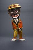 view Dancing black man toy digital asset number 1