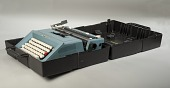 view Olivetti Studio 46 Typewriter Used by Octavia Butler digital asset number 1