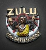 view Zulu Mardi Gras Pendant digital asset number 1