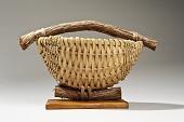 view Decorative Basket with Base digital asset number 1