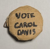 view Vote Carol Davis digital asset number 1