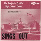 view The Benjamin Franklin High School Chorus Sings Out digital asset: The Benjamin Franklin High School Chorus Sings Out