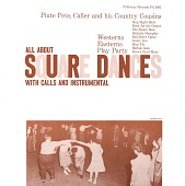 view Square dances [sound recording] / Piute Pete, caller digital asset number 1