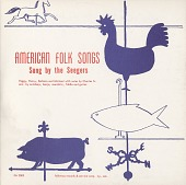 view American folk songs [sound recording] / sung by the Seegers digital asset number 1