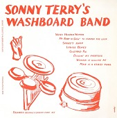 view Sonny Terry's washboard band [sound recording] digital asset number 1