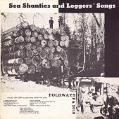 view Sea shanties and loggers' songs [sound recording] / sung by Sam Eskin digital asset number 1