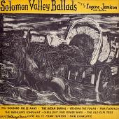 view Solomon Valley Ballads [sound recording] / Eugene Jemison digital asset number 1