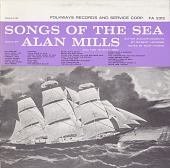 view Songs of the sea [sound recording] / sung by Alan Mills and the Four Shipmates digital asset number 1