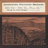 view American favorite ballads. Vol. 2 [sound recording] / sung by Pete Seeger digital asset number 1