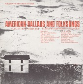 view American ballads and folksongs [sound recording] / sung by Joan O'Bryant ; recorded by Mike Russell digital asset number 1