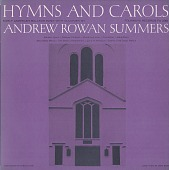 view Hymns and Carols [sound recording] : Early American ballads sung with dulcimer by Andrew Rowan Summers digital asset number 1