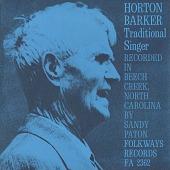 view Horton Barker, traditional singer [sound recording] digital asset number 1