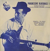 view Progressive bluegrass and other instrumentals [sound recording] / played by Roger Sprung digital asset number 1
