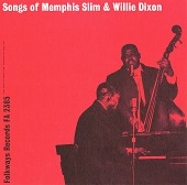 "view Songs of Memphis Slim and ""Wee Willie"" Dixon [sound recording] digital asset number 1"