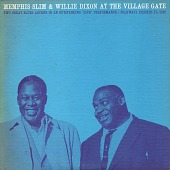 view Memphis Slim and Willie Dixon at the Village Gate [sound recording] : with Pete Seeger digital asset number 1