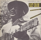 view Cat-Iron sings blues and hymns [sound recording] / recorded by Frederic Ramsey, Jr digital asset number 1