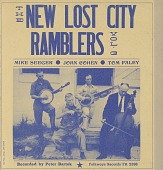 view The New Lost City Ramblers. Vol. 3 [sound recording] / recorded by Peter Bartok digital asset number 1