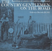 view The Country Gentlemen on the Road [sound recording] : recordinga at concerts with audience participation digital asset number 1