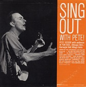 view Sing out with Pete! [sound recording] / Pete Seeger with audience digital asset number 1