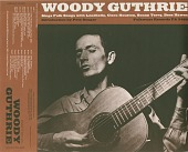 view Woody Guthrie Sings Folk Songs [sound recording] digital asset number 1