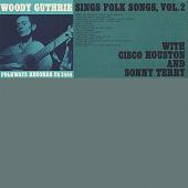 view Woody Guthrie sings folk songs. Vol. 2 [sound recording] digital asset number 1