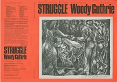 view Struggle [sound recording] / Woody Guthrie digital asset number 1