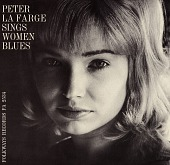 view Peter La Farge sings women blues [sound recording] digital asset number 1