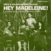 view Hey Madeleine! : Louisiana cajun, creole and country music [sound recording] digital asset number 1