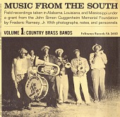 view Music from the South. Vol. 1 [sound recording] : country brass bands / recordings taken by Frederic Ramsey, Jr digital asset number 1
