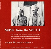 view Music from the South, Vol. 4: Horace Sprott, 3 [sound recording] digital asset number 1