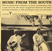 view Music from the South. Vol. 7 [sound recording] : elder songsters, 2 / recordings taken by Frederic Ramsey, Jr digital asset number 1