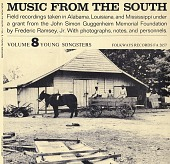 view Music from the South. Vol. 8 [sound recording] : young songsters / recordings taken by Frederic Ramsey, Jr digital asset number 1