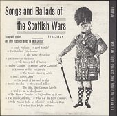 view Songs and ballads of the Scottish wars (1290-1745) [sound recording] sung by Max Dunbar digital asset number 1