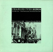 view Charles Ives Songs. Vol. 2 [sound recording] : 1915-1929 digital asset number 1