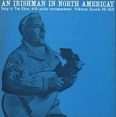 view An Irishman in North Americay [sound recording] / sung by Tom Kines ; recorded by Samuel Gesser digital asset number 1