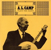 view A.L. Camp plays the banjo [sound recording] digital asset number 1