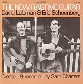view The new ragtime guitar [sound recording] / with David Laibman and Eric Schoenberg ; created and recorded by Sam Charters digital asset number 1