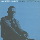 view Earl Robinson sings [sound recording] digital asset number 1