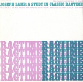 view A study in classic ragtime [sound recording] / Joseph Lamb digital asset number 1