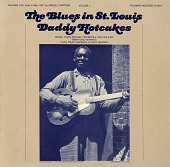 view The blues in St. Louis. Vol. 1 [sound recording] / Daddy Hotcakes ; recorded by Samuel Charters digital asset number 1